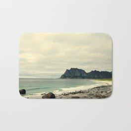 Beach Cliff Bath Mat