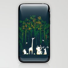 Re-paint the Forest iPhone & iPod Skin