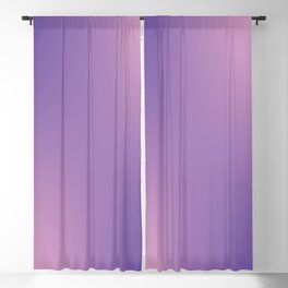 Alternate Flowers Blackout Curtain