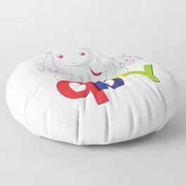 Kyubey Floor Pillow