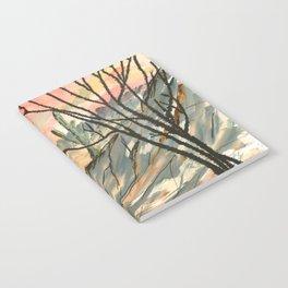 Southwestern Art Desert Painting Notebook