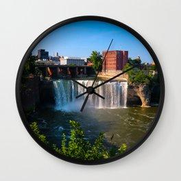 The High Falls Wall Clock
