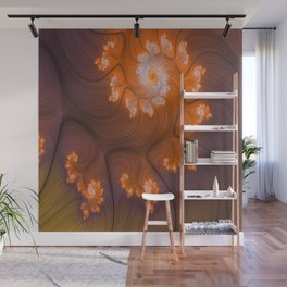 Torchlight Wall Mural