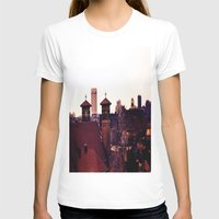 cleveland T-shirts featuring Cleveland Religion by Toni Tylicki