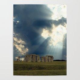 Stonehenge I Poster