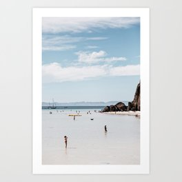 350 Days of Summer in Baja, Mexico Art Print