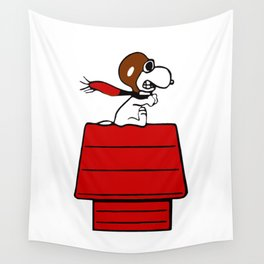 Snoopy (Peanuts) Wall Tapestry