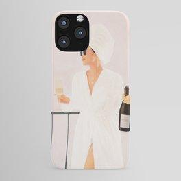Morning Wine II iPhone Case