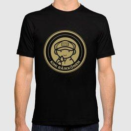 Chibi Kimi Raikkonen - Lotus F1 Team T-shirt