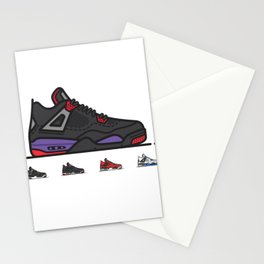 aj4 Hand Painted Stationery Cards