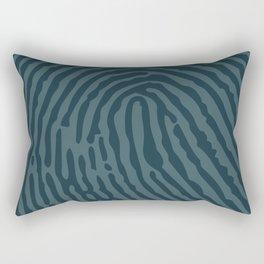 My mark #1 Rectangular Pillow