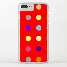 Prazosin Clear iPhone Case