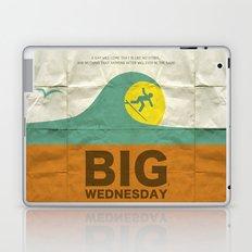 Big Wednesday Laptop & iPad Skin