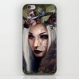 Blackthorn iPhone Skin