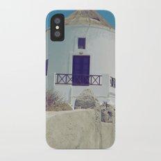 Windmill House III iPhone X Slim Case