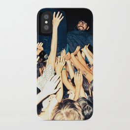 Stage Diving iPhone Case