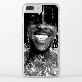SOSA Clear iPhone Case