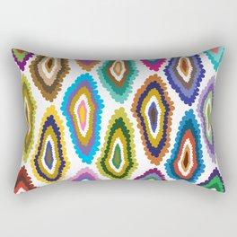 Diamond Blot Rectangular Pillow