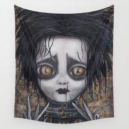 Edward Scissorhands Wall Tapestry