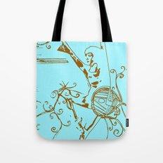 Tiny Dancer [Locust] Tote Bag