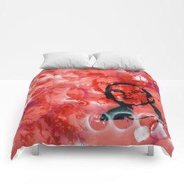red inner life Comforters