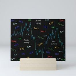 Make money Mini Art Print