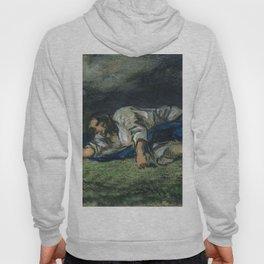 "Eugène Delacroix ""The Agony in the garden"" Hoody"
