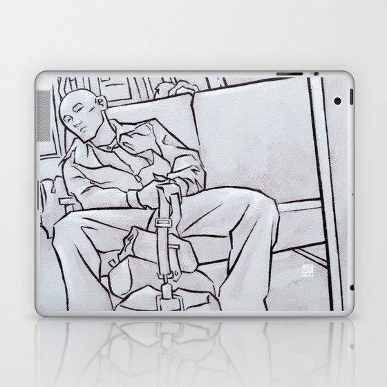 SUBWAY 4 Laptop & iPad Skin