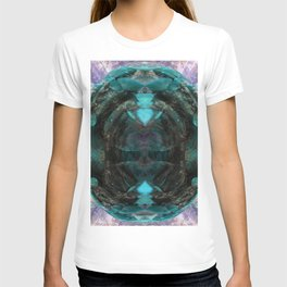A Shifted Polypore Globe T-shirt