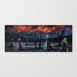 Pandemic Canvas Print