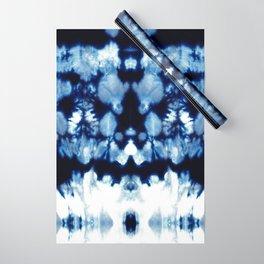 Tie-Dye Shibori Neue Wrapping Paper