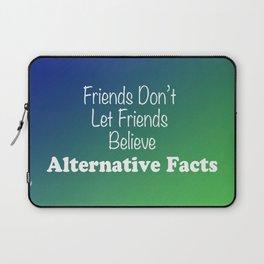 Alternative Facts Laptop Sleeve