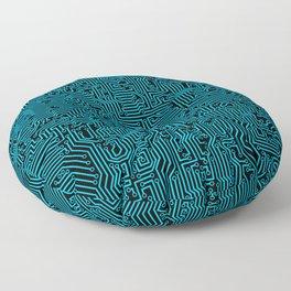 Reboot BLUE Floor Pillow