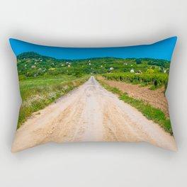 Balaton, Hungary Rectangular Pillow