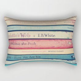 Childhood  memories Rectangular Pillow