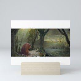 Labyrinth, Ludo, The Labyrinth, Concept Art Mini Art Print
