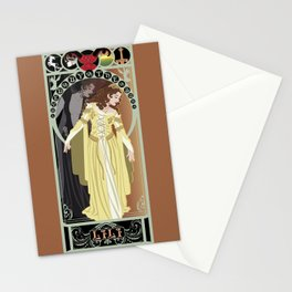 Lili Nouveau - Legend Stationery Cards