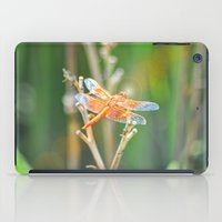 dragonfly iPad Cases featuring Dragonfly by Lisa Argyropoulos