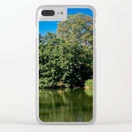 Upper Ausee Friedrichsau Ulm Clear iPhone Case