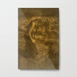 Confession Metal Print