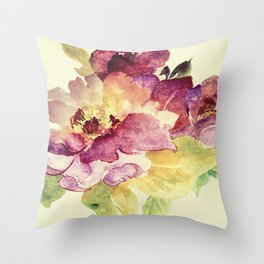 Blossom 18-08 Throw Pillow
