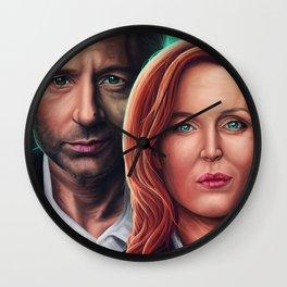XF Revival Wall Clock