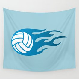 The Volleyball I Wall Tapestry
