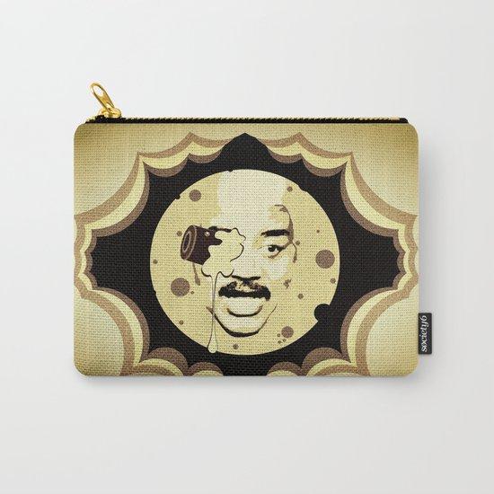 Neil deGrasse Tyson     Le Voyage Dans La Lune Carry-All Pouch