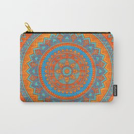 Hippie mandala 66 Carry-All Pouch
