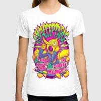 lemongrab T-shirts featuring LEMONGRAB: UNACCEPTABLE by BeastWreck