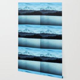 Mount Shasta Morning Wallpaper