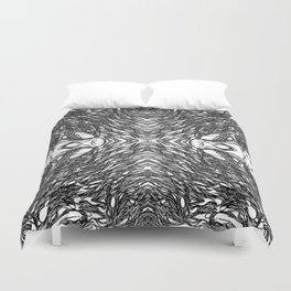 Subconscious Thoughts  Duvet Cover