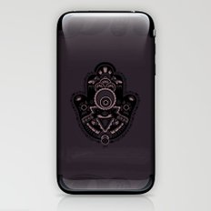 The Secret Hamsa iPhone & iPod Skin