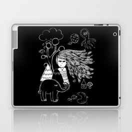 I'm Feeling Weird Laptop & iPad Skin